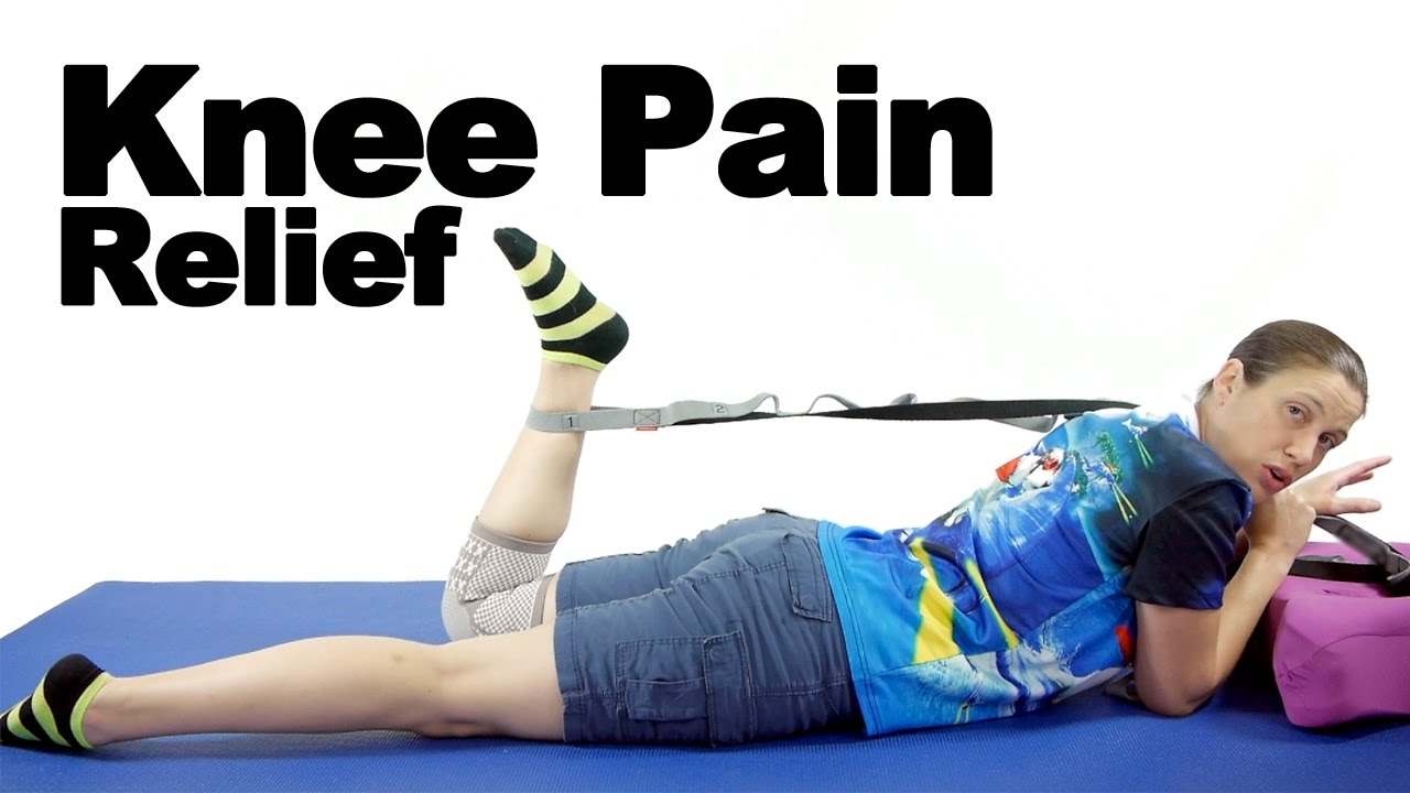 8 Exercises to Help Relieve Knee Pain
