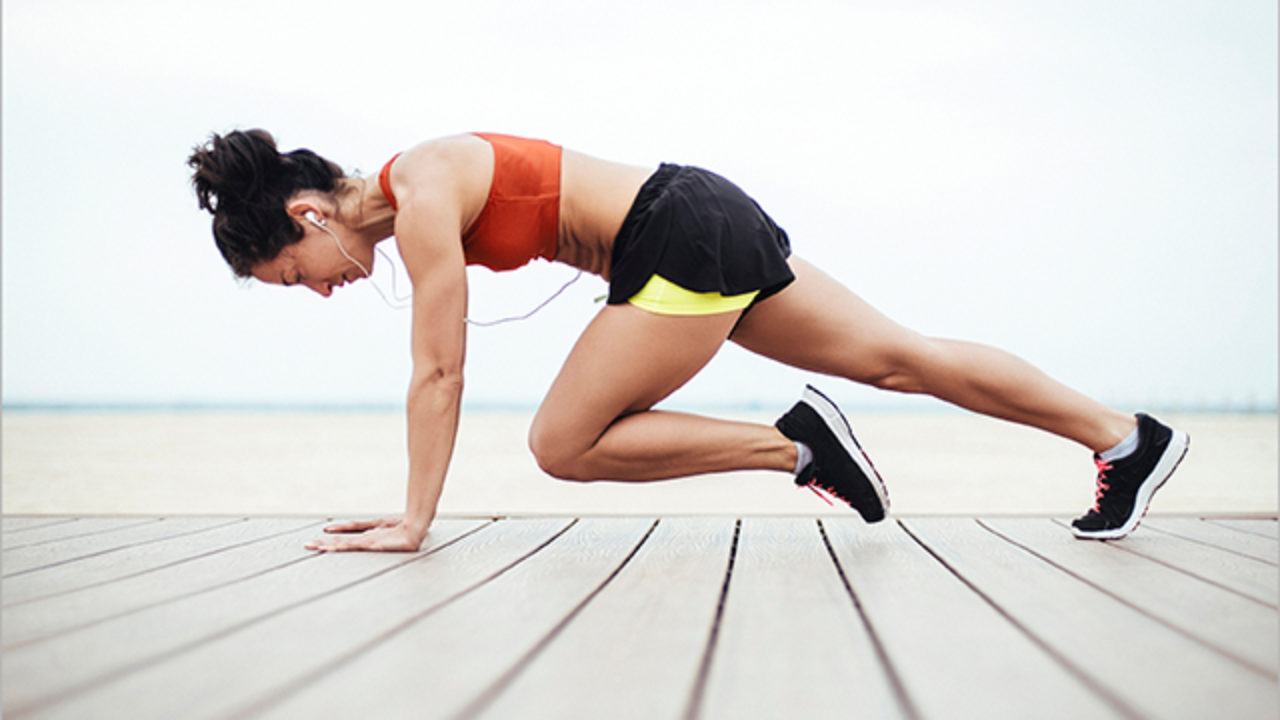What is the perfect strength training warm-up?