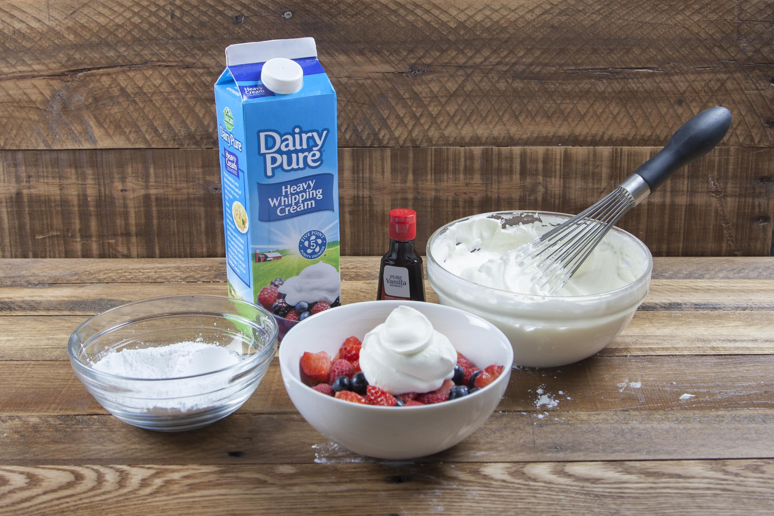 Nutritional Information and Health Benefits of Heavy Cream